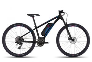 VTT semi-rigide hybride Ghost batterie